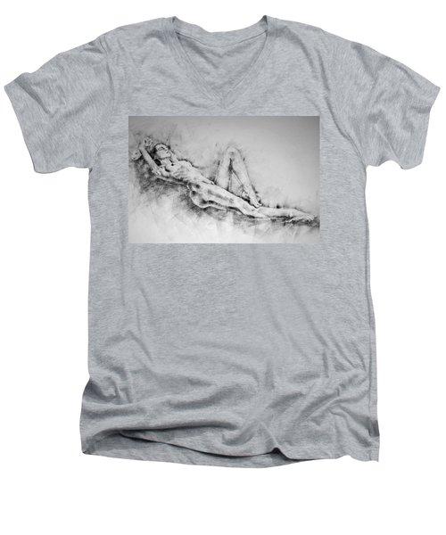 Page 15 Men's V-Neck T-Shirt