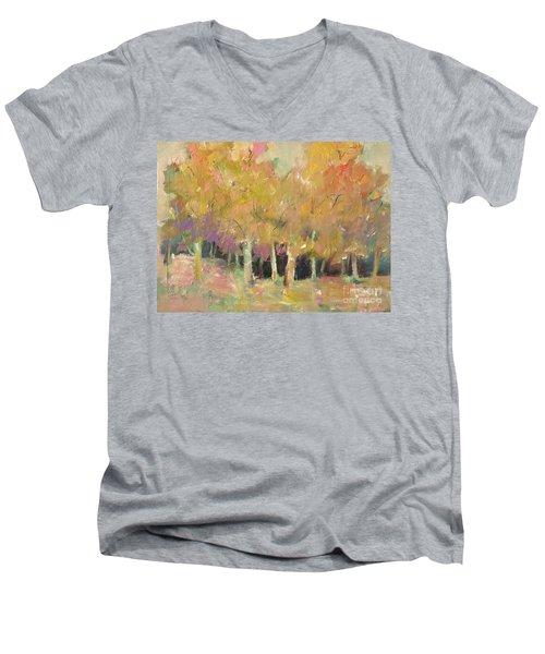 Pale Forest Men's V-Neck T-Shirt