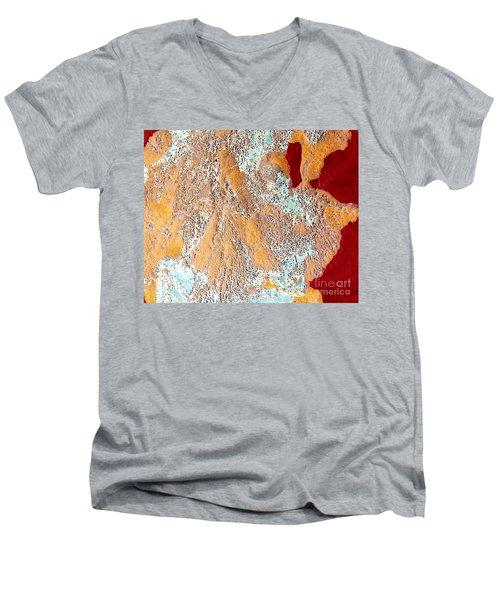 Paradigm Shift Men's V-Neck T-Shirt