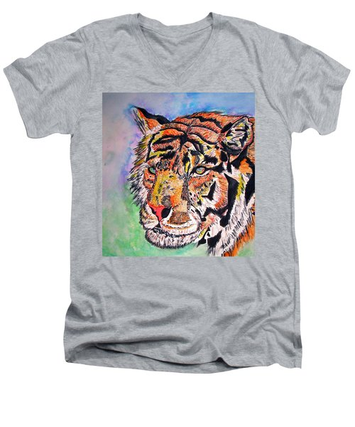 Paradise Dream Men's V-Neck T-Shirt