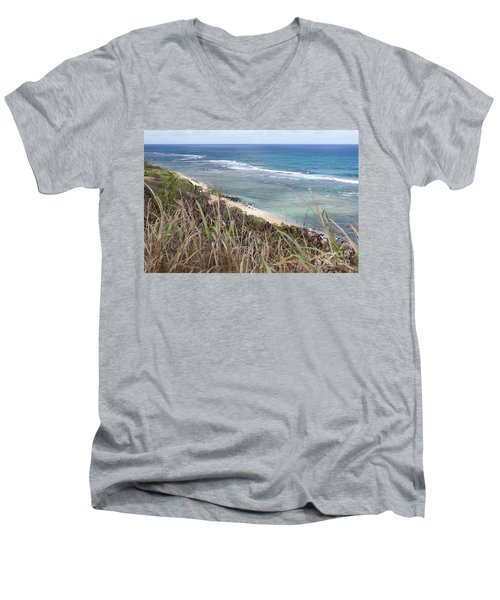 Paradise Overlook Men's V-Neck T-Shirt