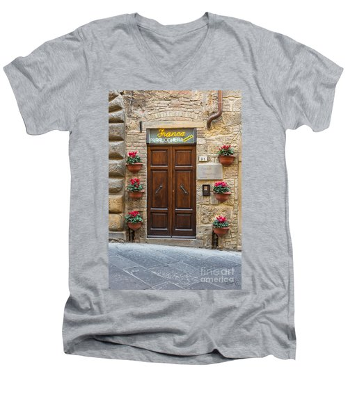 Parrucchiera Men's V-Neck T-Shirt