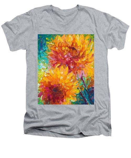 Passion Men's V-Neck T-Shirt
