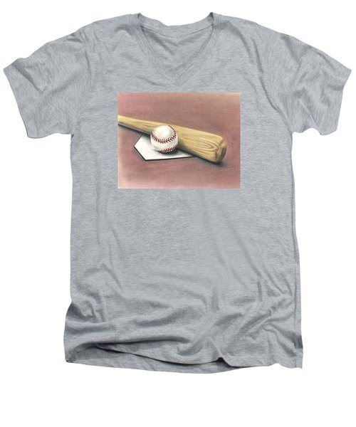 Pastime Men's V-Neck T-Shirt