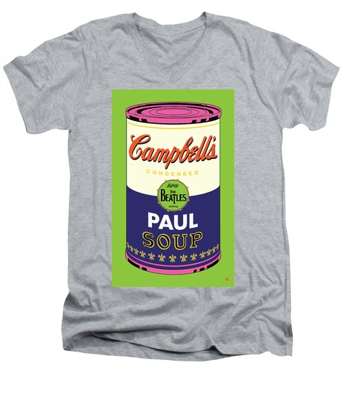 Paul Men's V-Neck T-Shirt