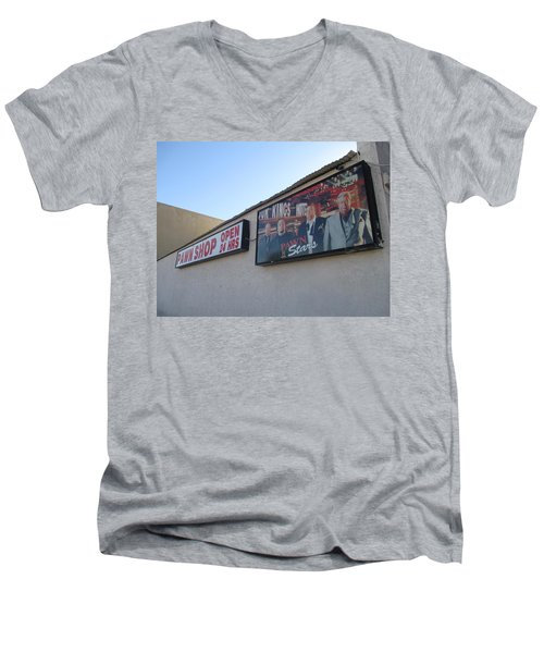 Pawn Stars Men's V-Neck T-Shirt