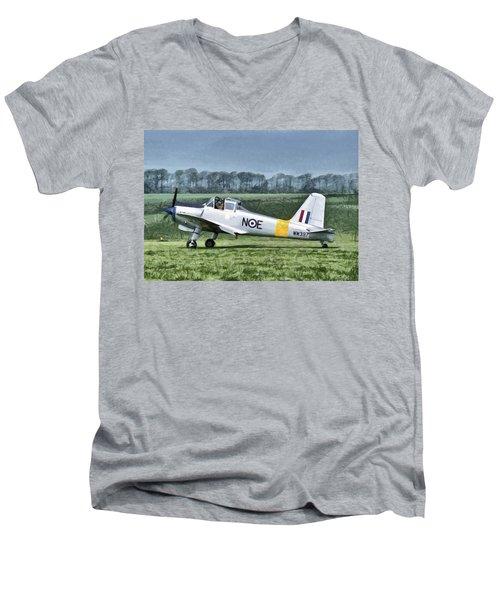Percival Provost T1 G-bkhp Men's V-Neck T-Shirt