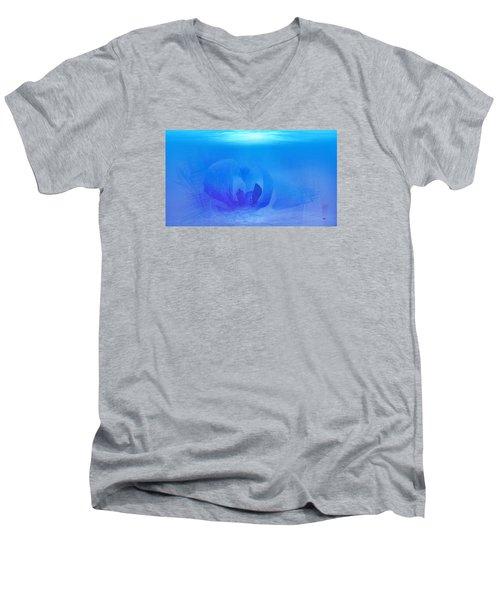 Blue Ocean Men's V-Neck T-Shirt