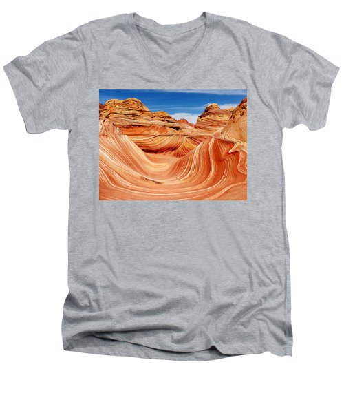 Photographer's Paradise Men's V-Neck T-Shirt by Alan Socolik
