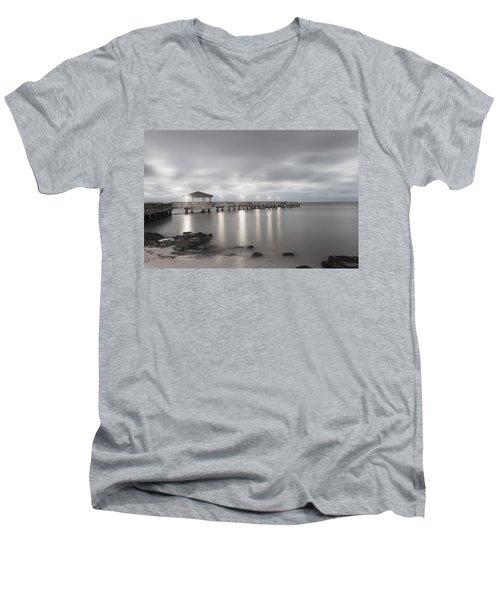 Pier II Men's V-Neck T-Shirt