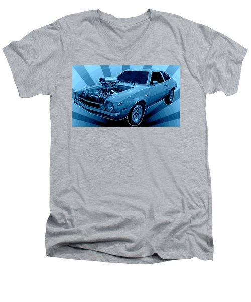 Pinto Return Men's V-Neck T-Shirt