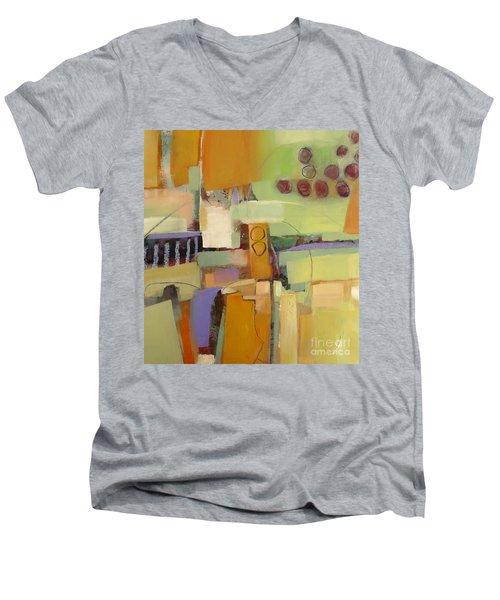 Playing By Ear Men's V-Neck T-Shirt