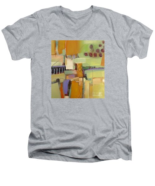 Playing By Ear Men's V-Neck T-Shirt