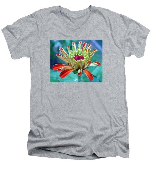POP Men's V-Neck T-Shirt