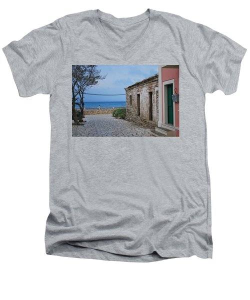 Porto Men's V-Neck T-Shirt