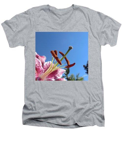 Possibilities 2 Men's V-Neck T-Shirt