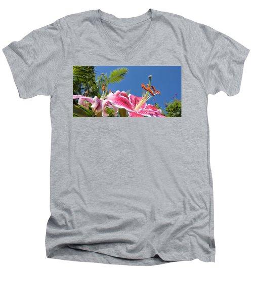 Possibilities 3  Men's V-Neck T-Shirt