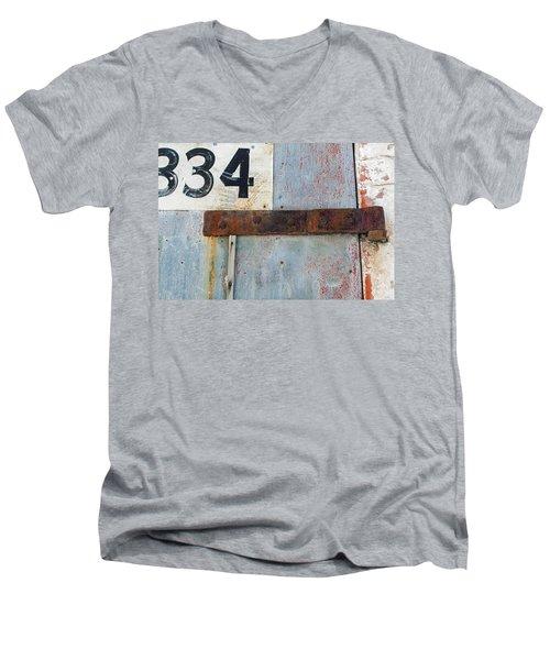 Powder Magazine Men's V-Neck T-Shirt