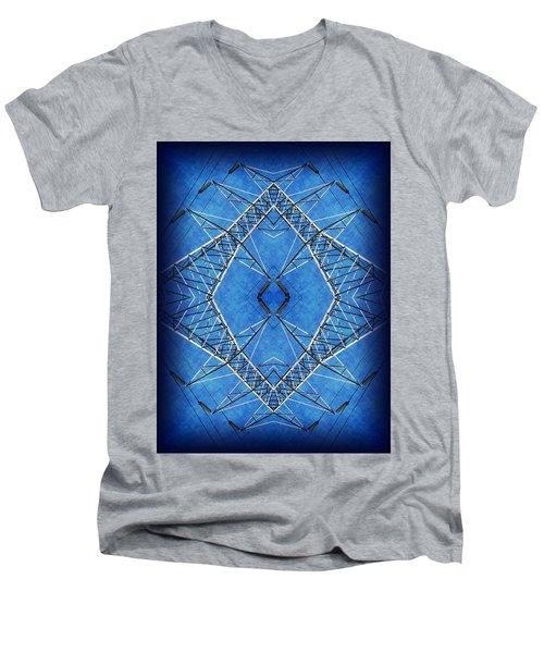 Power Up 2 Men's V-Neck T-Shirt