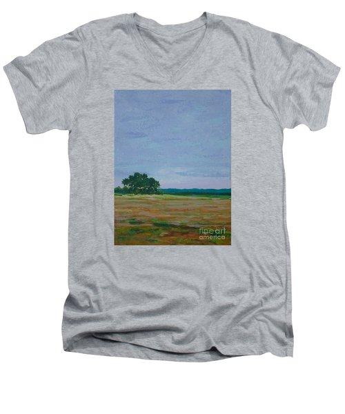 Prairie Preserve Men's V-Neck T-Shirt