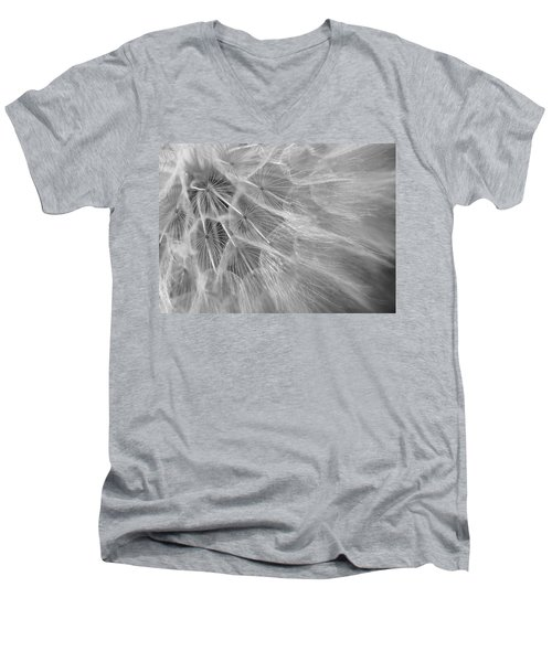 Propagation Men's V-Neck T-Shirt by David Andersen
