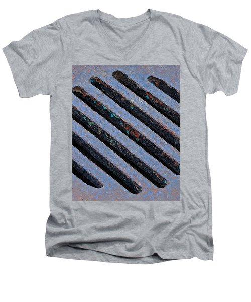 Protection Men's V-Neck T-Shirt