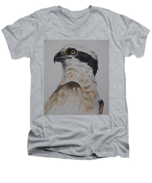Proud Osprey Men's V-Neck T-Shirt
