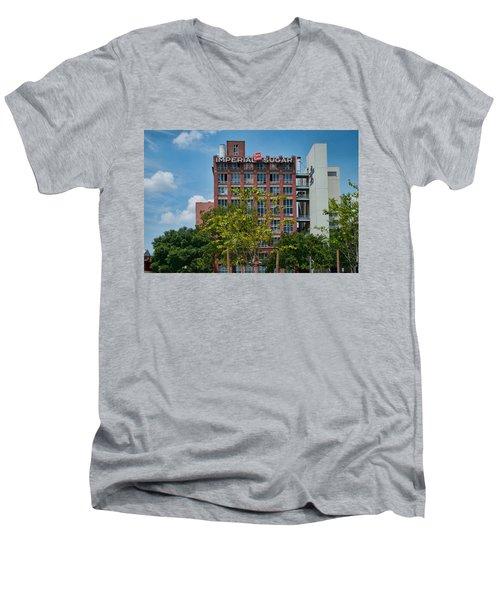 Pure Cane Men's V-Neck T-Shirt