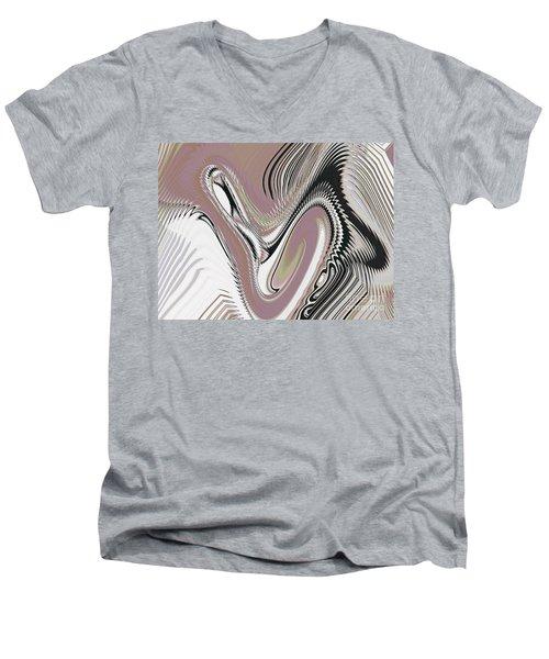 Purgatorio 5 Men's V-Neck T-Shirt