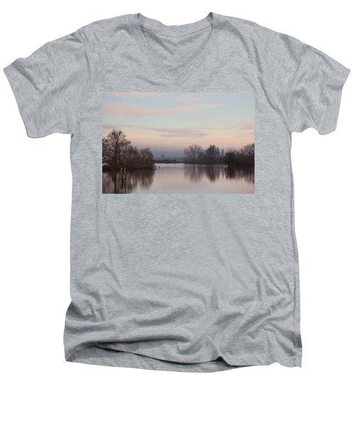 Quiet Morning Men's V-Neck T-Shirt