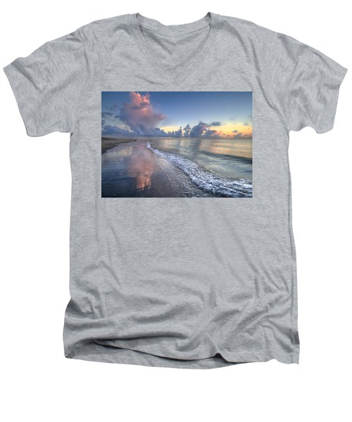 Quiet Morning Men's V-Neck T-Shirt