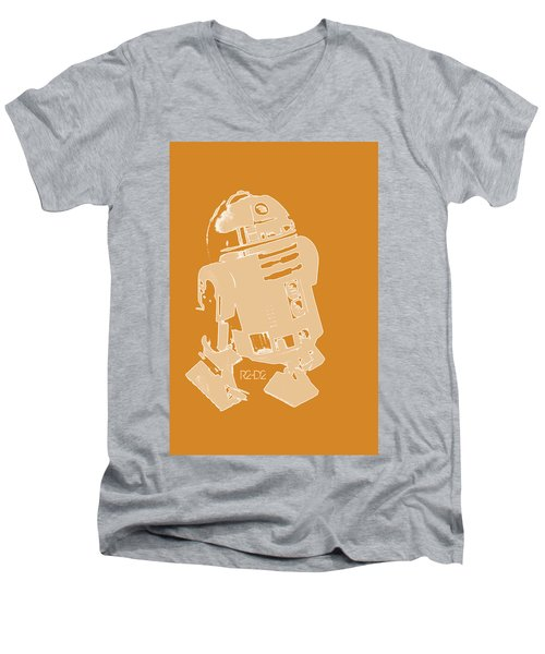 R2d2 Men's V-Neck T-Shirt