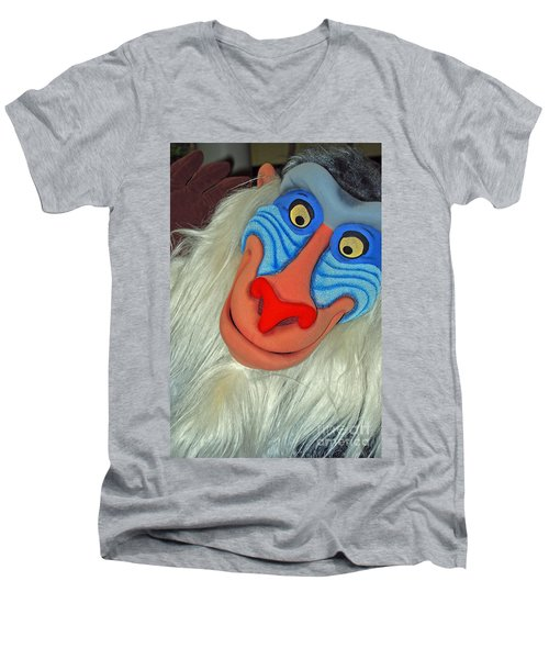 Rafiki Men's V-Neck T-Shirt