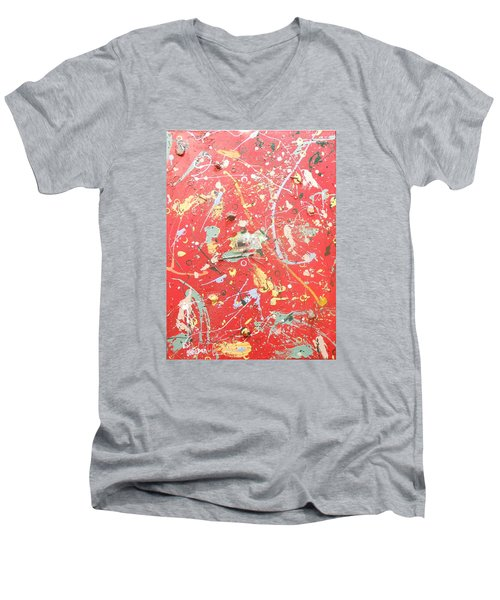 Rain Dance Men's V-Neck T-Shirt