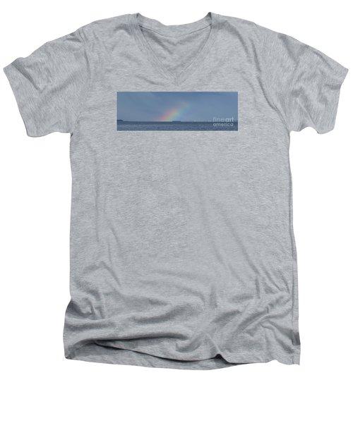 Rainbow's End Men's V-Neck T-Shirt