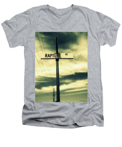 Rapture Road Men's V-Neck T-Shirt