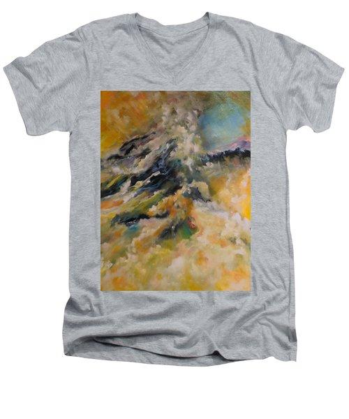 Reach For The Top    Men's V-Neck T-Shirt