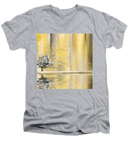 Reawakening Men's V-Neck T-Shirt