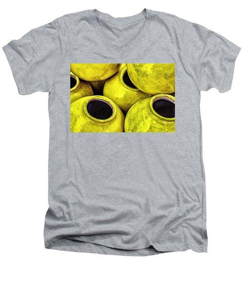 Refrigerator Of The Poor Men's V-Neck T-Shirt