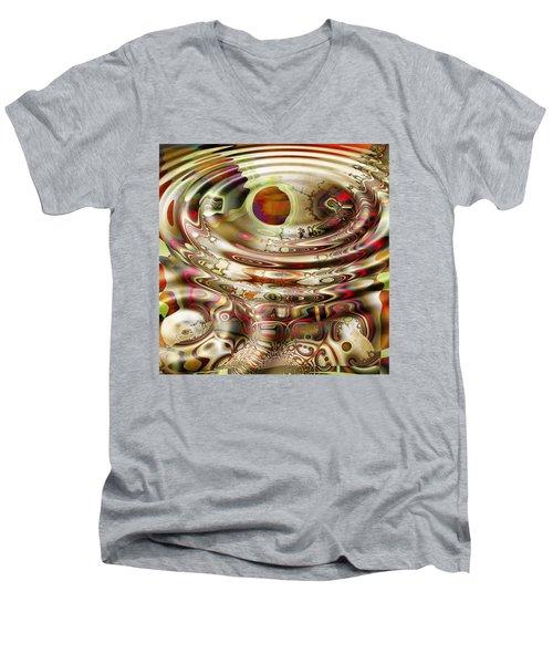 Rem Dreams Men's V-Neck T-Shirt