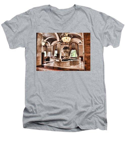 Renaissance Cleveland Hotel - 1 Men's V-Neck T-Shirt