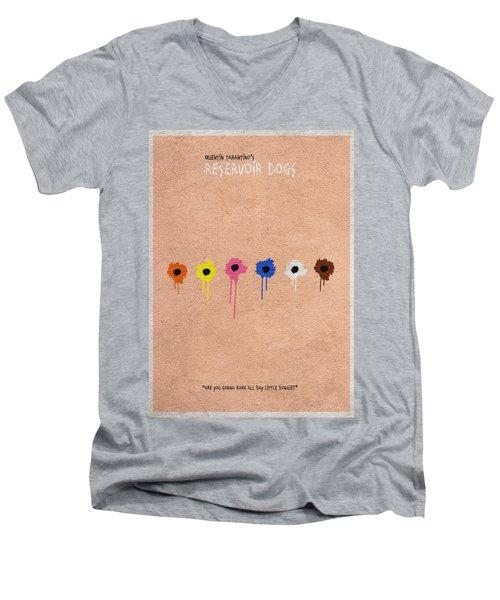 Reservoir Dogs - 2 Men's V-Neck T-Shirt