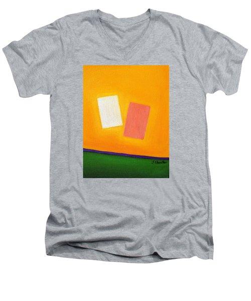 Return Of Lost Parts Men's V-Neck T-Shirt