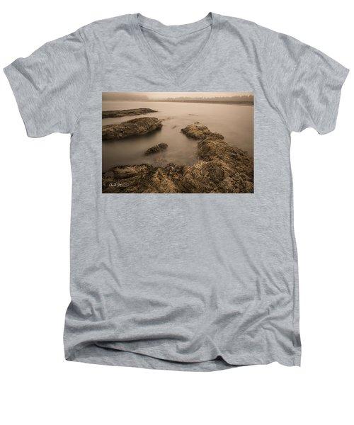Rialto Beach Men's V-Neck T-Shirt