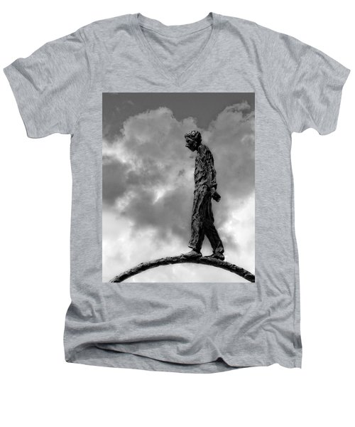 Ring Walker II Men's V-Neck T-Shirt