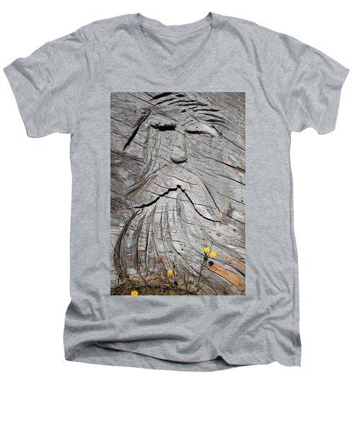 Rip Van Winkle Men's V-Neck T-Shirt