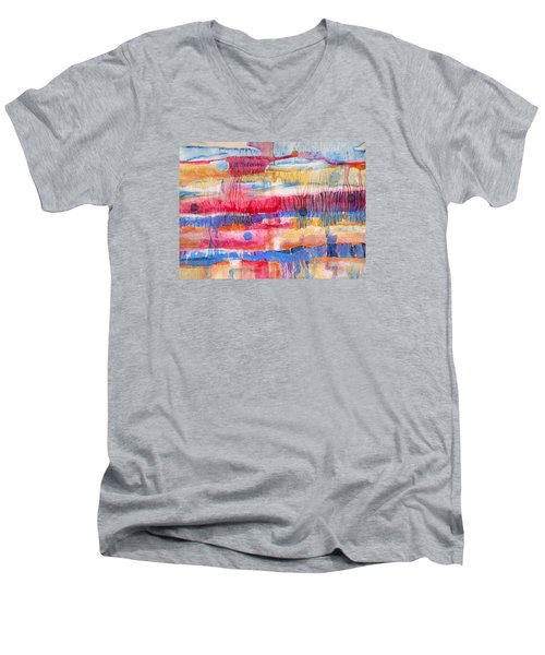 Road Trip Men's V-Neck T-Shirt