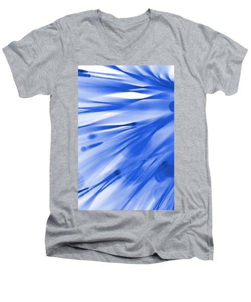 Roadhouse Blues Men's V-Neck T-Shirt