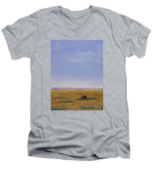 Roadside Attraction Men's V-Neck T-Shirt