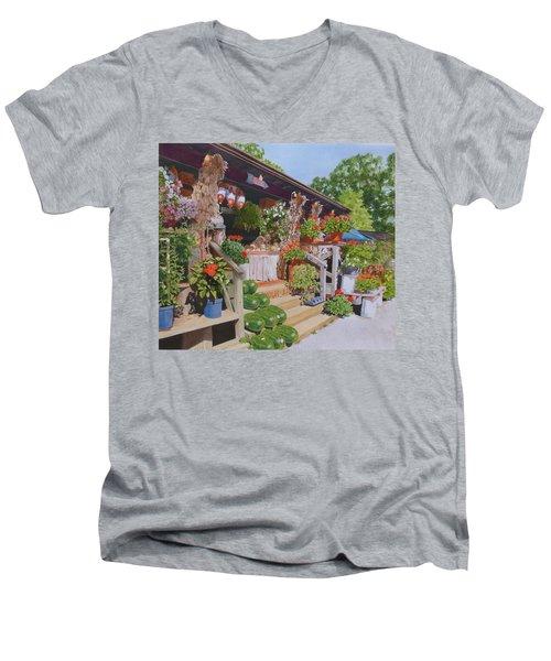 Roadside Stand Men's V-Neck T-Shirt